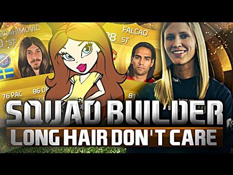 Frackin' Ibra!!!! | Fifa 15 Long Hair Don't Care Squad Builder video