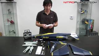 F4 Phantom Figher Jet Unboxing Overview