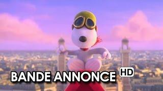 Snoopy Et Les Peanuts - Le Film : Bande Annonce Officielle VOST (2015) HD