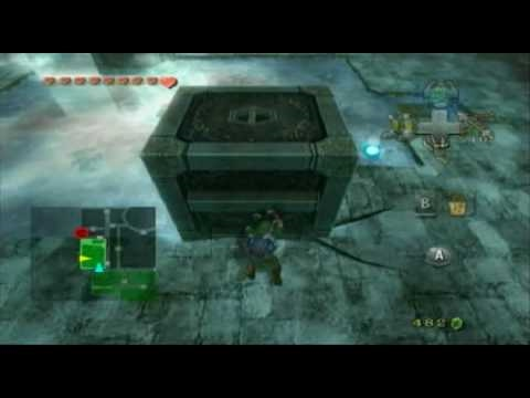 The Legend Of Zelda Twilight Princess Parte 77 Acertijo de hielo (Español)