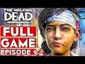 THE WALKING DEAD Season 4 EPISODE 1 Gameplay Walkthrough Part 1 FULL GAME   No Commentary