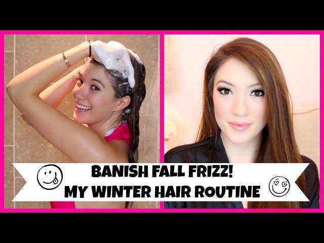 Banish Fall Frizz & My Winter Hair Routine! | Blair Fowler