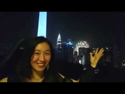 09 Aug 15: Dinner In The Sky Malaysia (with post Grand Prix fireworks!)