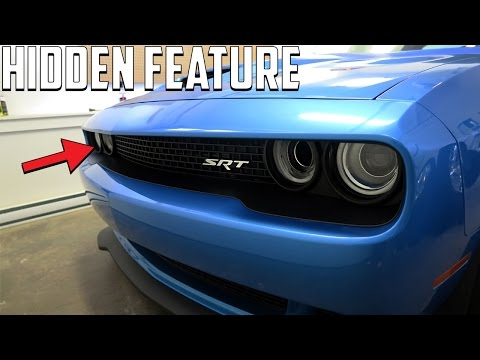 Hellcat Hidden Feature!
