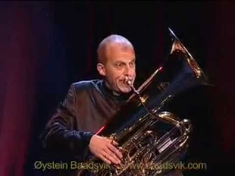 Czardas - tuba solo full version (baadsvik)
