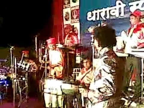 Candana zhari raat Jagdish Patil live at Dharavi Koliwada Jan...