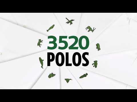 Lacoste vuelve a cambiar el cocodrilo de su logo