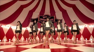 Клип Girls Generation - Genie (Japanese version)