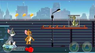 Fun game for kids who love  Tom and Jerry - Adventure  Tom and  Jerry: Run Escape from Alien