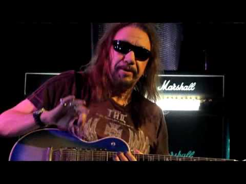Ace Frehley Vibrato Guitar Lesson