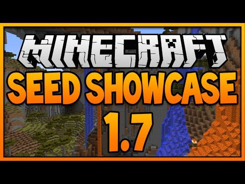 Minecraft 1.7: HUGE STRUCTURES & MORE! (Minecraft 1.7.2 Seed) (2013) [HD]