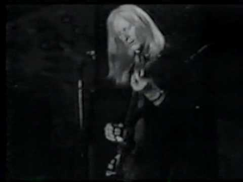 Johnny Winter blues in 1970 Montreaux Jazz Festival