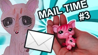 FAN MAIL TIME #3 LPS IN THE MAIL?! | Alice LPS