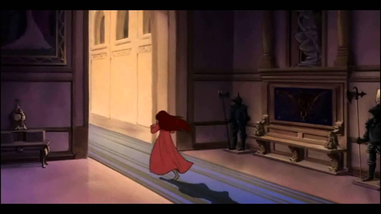 La petite sir ne l 39 annonce du mariage 1er doublage youtube - Barbi sirene 2 film ...