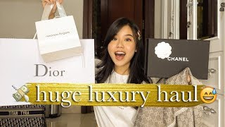 BELANJA BRANDED! Chanel, Dior, Gucci Luxury Unboxing Haul