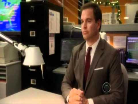 NCIS 8x10 (False Witness) Anthony DiNozzo Christmas Prank