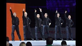Stoccarda - Mondiali di Artistica - Qualificazioni Femminili - ITALIA