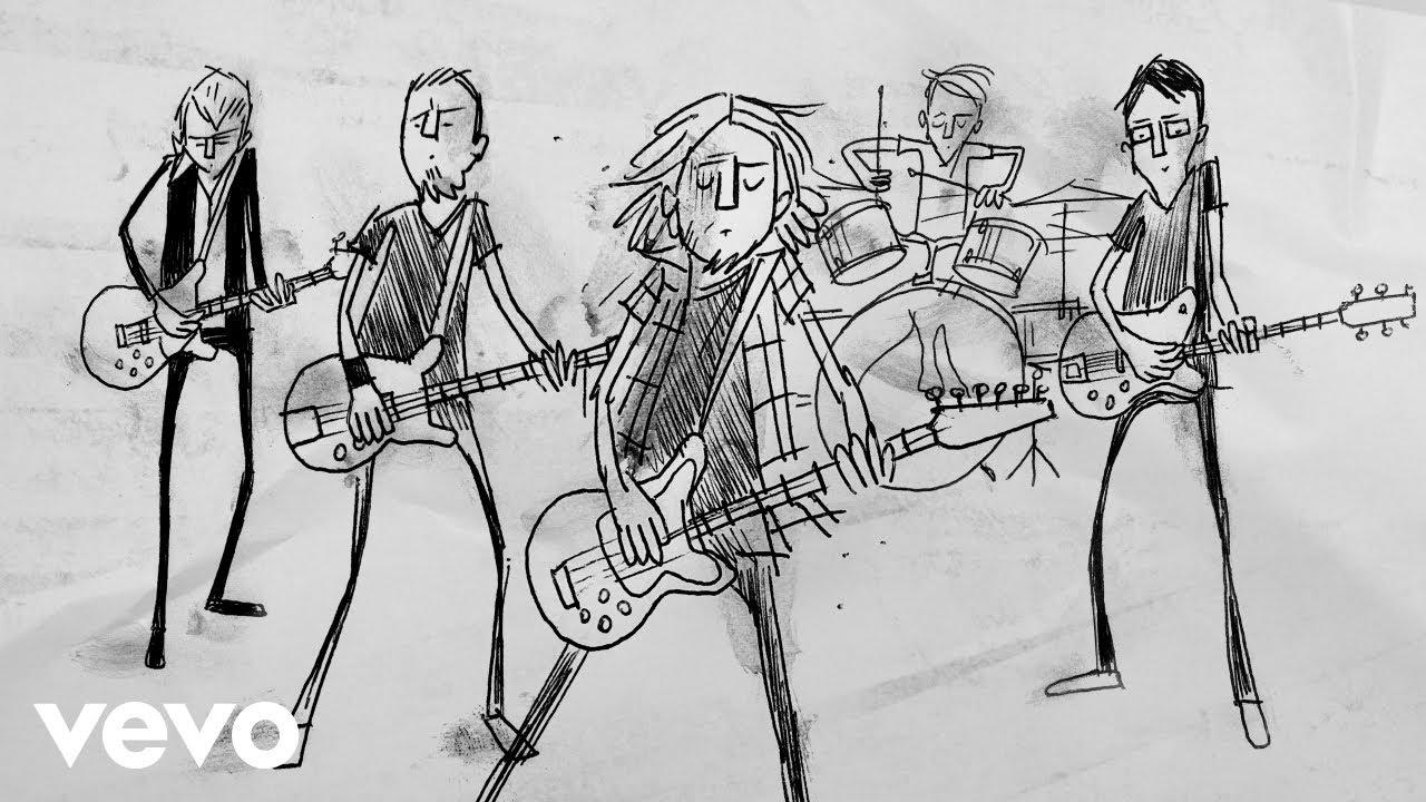 "Pearl Jam - ""Superblood Wolfmoon""のTiny Concert Animated Videoを公開 新譜「Gigaton」2020年3月27日発売予定 thm Music info Clip"