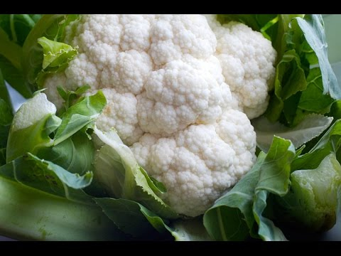 How To Plant And Grow Cauliflower Youtube