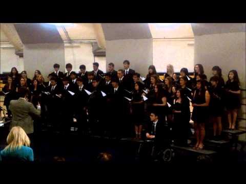 Crean Lutheran High School Spring Music Concert - 03/20/2013