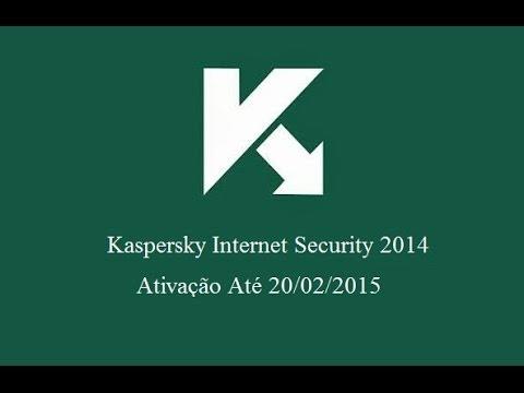 Kaspersky Internet Security 2014 - Licença até 20/02/2015 (Melhor antivírus da atualidade)