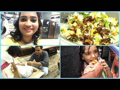 My Relation with Kolkata - Cooking Potato Biryani - New House Member is Here | Indian Mom On Duty