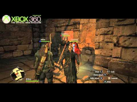 Dragon's Dogma Gameplay - Griffin Quest - OXM