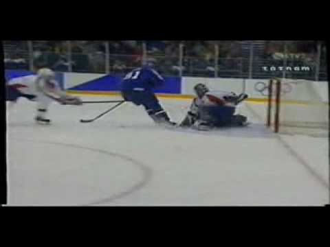 marian hossa great goal Video