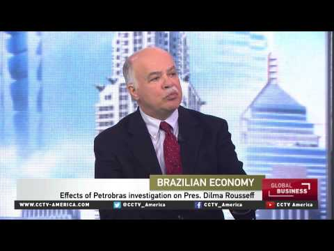 Paulo Sotero discusses the impact of Petrobras' problems on the Brazilian economy