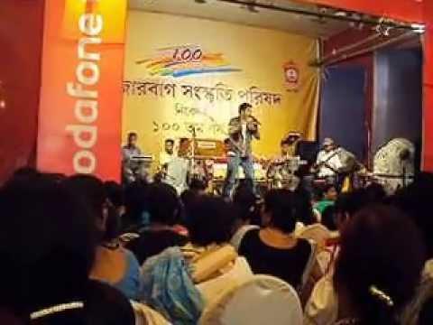 Abhijit Sen Unplugged Phirta Rahu Darbadar in the occasion of...