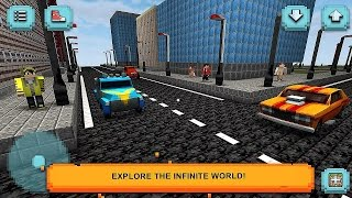 Car Craft: Exploration Lite - Android Gameplay