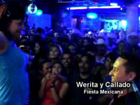 wera y callado canal 18 Delicias Agape tv Topmen