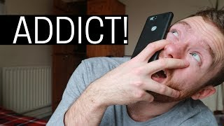 How To Stop Smartphone Addiction (My Journey)