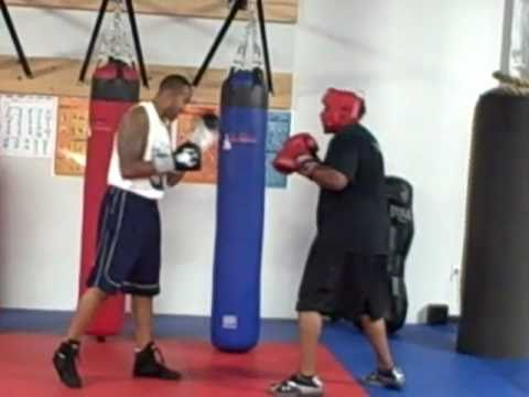 boxing and kickboxing drills Image 1