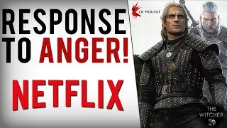 Netflix's The Witcher Showrunner Responds To Anger Over Ignoring CD Projekt RED's Witcher Games....