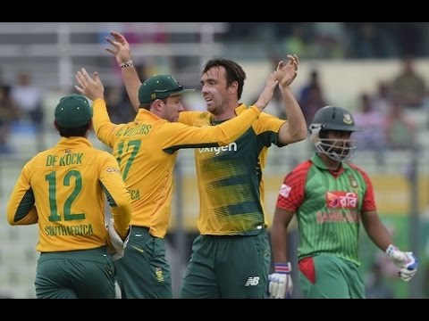 Breaking News:South Africa won by 31 runs| 2 nd T 20 | Eddie Leie  won man of the Match