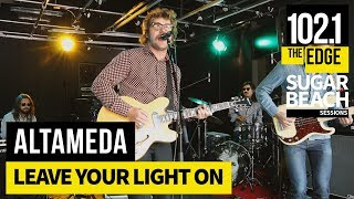 Altameda - Leave Your Light On (Live at the Edge)
