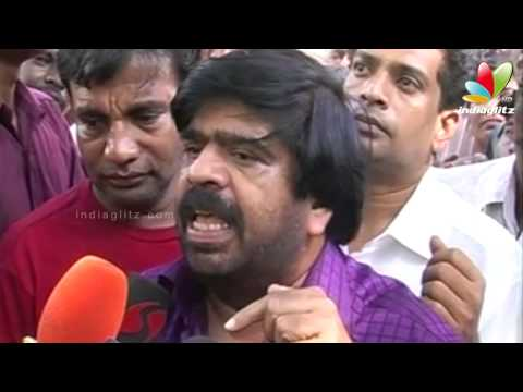 Tr Rajendar: I Use To Call Him Sangeetha Raja Instead Of Soundararajan |  Tms Funeral video
