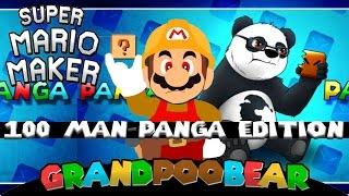 Mario Maker 100 Man Super Expert-Panga Edition