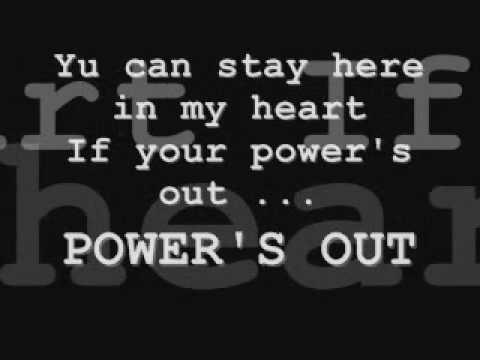 Nicole Scherzinger - Powers Out