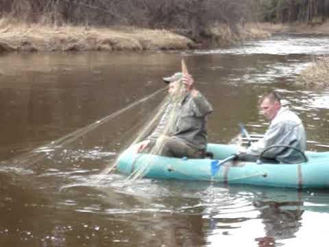 рыбалка наплывом видео