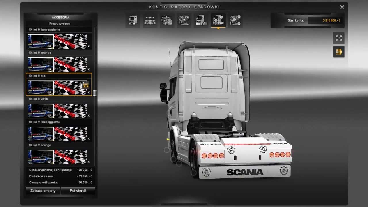 Scania Rear Tun... V8 Parts