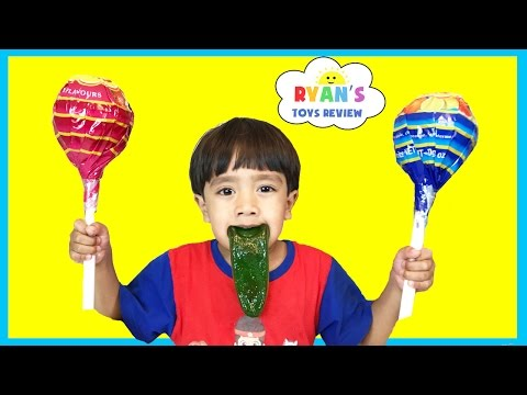 Giant Chupa Chups Lollipops Gummy Joker Tongue Toy Toilet Candy Gator Gummy Candy Review Kinder Eggs