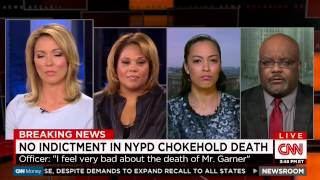 Angela Rye Discusses Eric Garner w CNN's Brooke Baldwin Pt.1