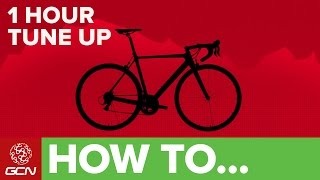 The 1 Hour Tune Up - How To Make Your Bike Feel Like New