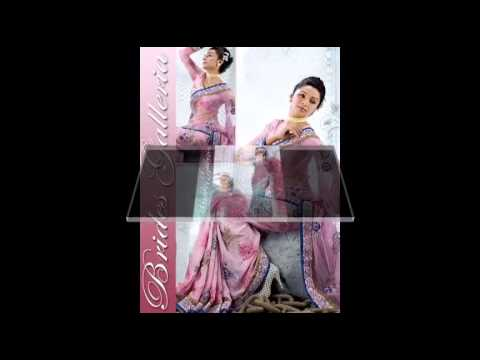 Embroidered Sarees Collection video