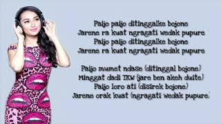 Zaskia Gotik Paijo 34 Lirik 34 Feat Rph Donall