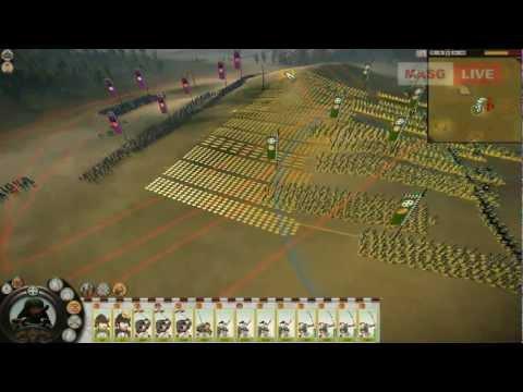 Shogun 2:Total War- Coop [наркоманские забеги]