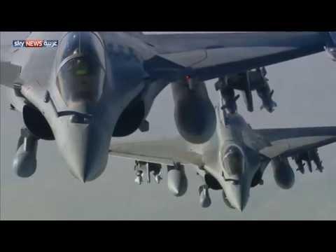 85 % من الضربات على داعش أميركية