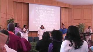 Scarborough Revival Time tabernacle Praise & worship O What a Change -CLICK B-Lo for more